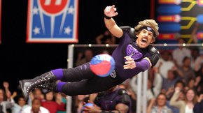 Dodgeball Saturday, January 17