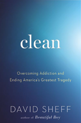 Speaker Series: David Sheff; Author of Beautiful Boy andClean