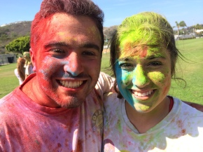 SOS Kick Ball and ColorWarEvent