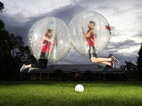 Bubble Soccer Wrap up!